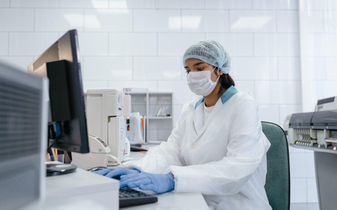 healthcare industry worker
